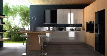 Designing Kitchens Modern Style Kitchen Designs
