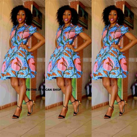 simple ankara styles short gown debonke house of fashion simple and lovely ankara gown for african woman debonke