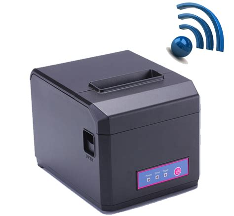 Printer Pos Silicon Sp 201 Thermal Printer thermal receipt printer with wifi lan usb port hs e81ulw black jakartanotebook
