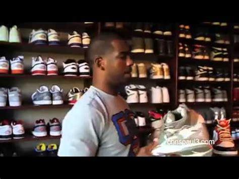 Chris Paul Shoe Closet by Chris Paul S Sneaker Collection