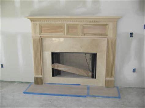 Building A Fireplace Surround And Mantel by Building A Fireplace Mantel Tutorial Fireplace Mantel