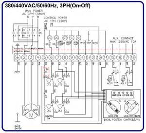 wfq electric actuator wiring diagram w flow