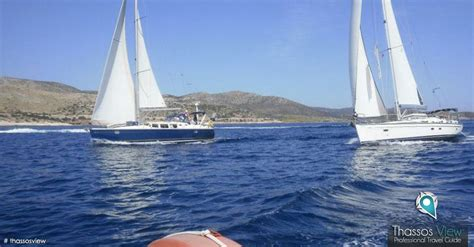 sailing boat cruises thassos private cruises sailing cruises rent a sailing
