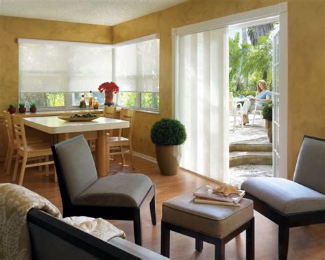 window treatments for small living rooms window treatment ideas for sliding patio doors in small living room window treatments
