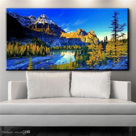article birch tree landscape framed canvas wall