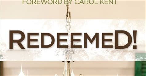 it took a redeemed books redeemed embracing a transformed fabulous faith
