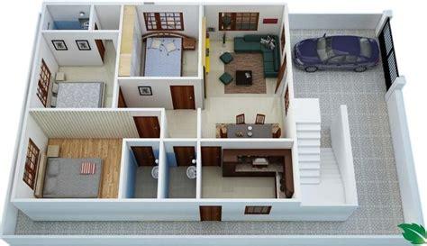 contoh inspirasi desain rumah sederhana beserta dalamnya