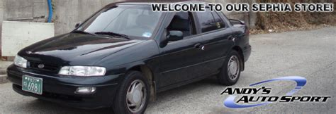 97 Kia Sephia Kia Sephia Parts Sephia Sport Compact Car Parts