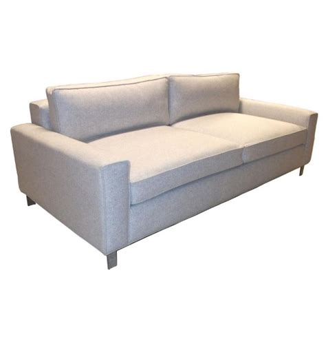 couch sheet metal deep track arm sofa with metal legstest