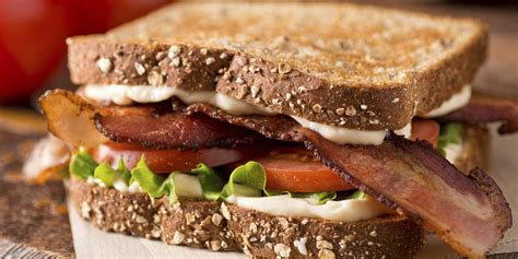 Toast Sandwich These 3 Ingredients Will Instantly Upgrade Your Blt Huffpost