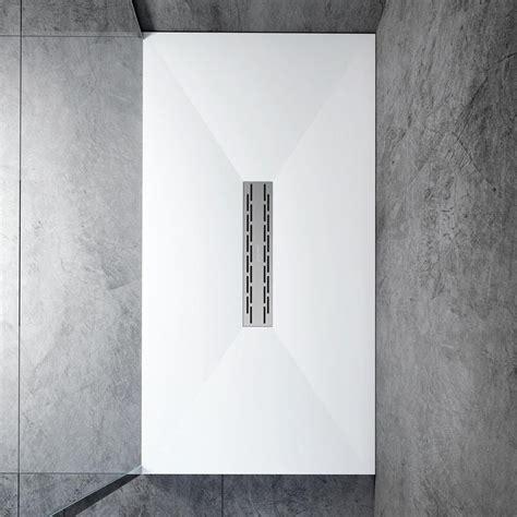 piatto doccia 60 x 60 solid surface piatto doccia su misura da 60 cm