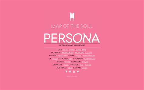 bts map   soul persona