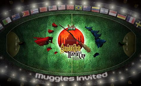 quidditch world cup blue poster quidditch world cup poster by sidaudhi on deviantart