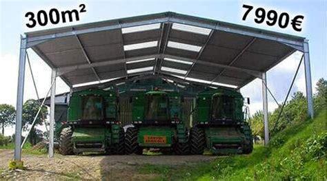 hangar agricole prix construction de hangar agricole 300m 178 pour 7 990