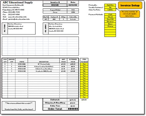 Excel Spreadsheet Roofing Template Roofing Invoice Construction Invoice Template Free Quot Quot Sc