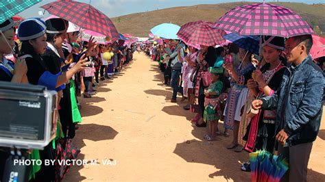 2017 18 hmong new year celebration in laos suab hmong news