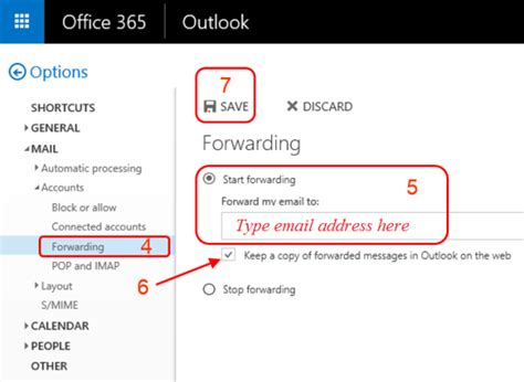 Office 365 Outlook Auto Forward Frequently Asked Questions On Office 365 Computing
