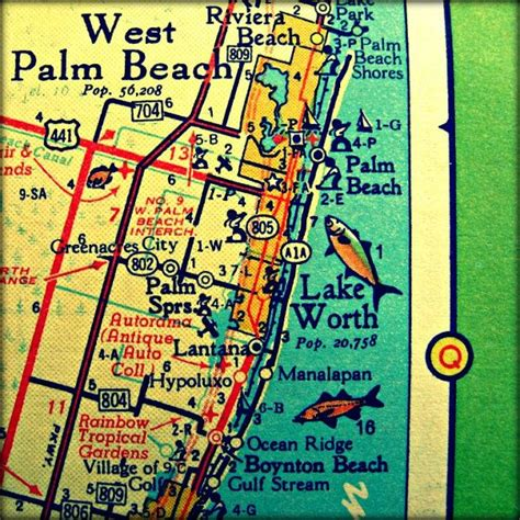 west palm florida map 17 best images about west palm florida on