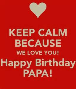 happy birthday papa nicewishes