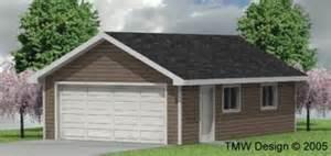 garage plans 20 x 30 pl6