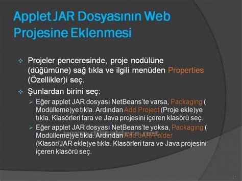 javada layout nedir java applet temelleri netbeans idesi 220 zerinden applet