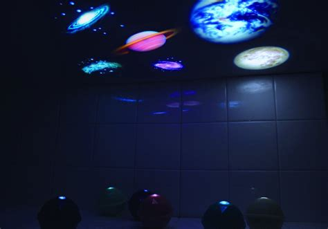 Projector Dome Projector Night Light 6 To Choose Planets Solar System Light