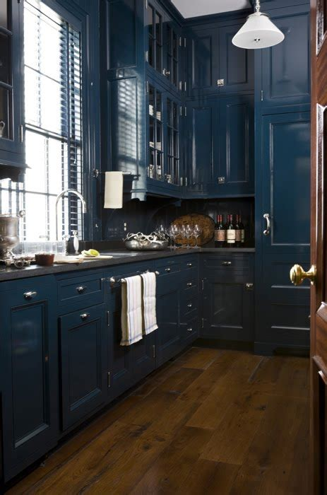 dark blue kitchen cabinets dark blue kitchen cabinets