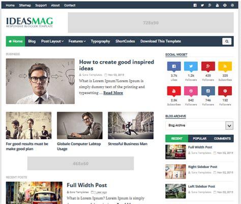 templates blogger keren download template blogger keren dan gratis i