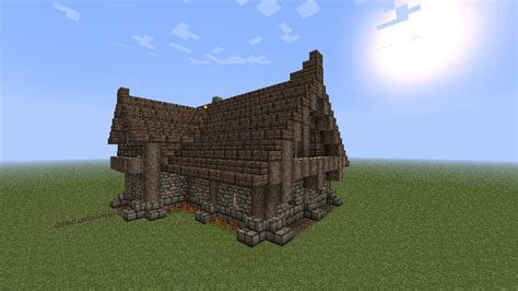 Log Cabin Kitchen Ideas Log Cabin Minecraft Project