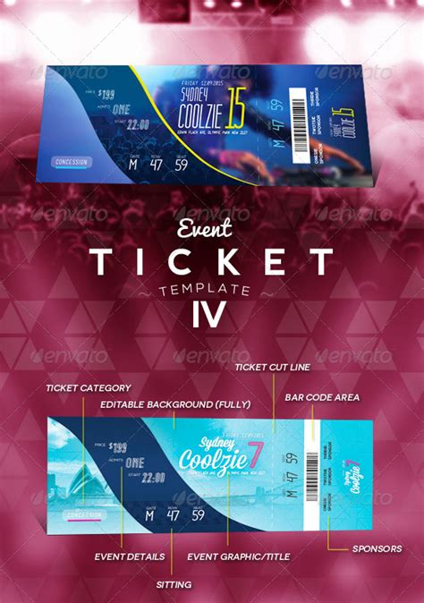 psd pattern maker 66 multipurpose ticket templates 2018 psd vector word