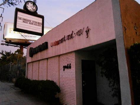 Gardenia Los Angeles Gardenia Restaurant Lounge Los Angeles Bars Cafes