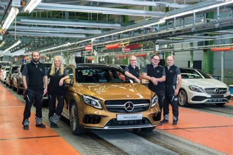 Auto Tuning Rastatt by Mercedes Benz Rastatt Plant Starts Production Of The New