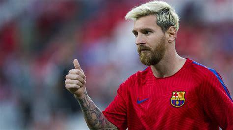 ميسي يطمئن جماهير برشلونة بخصوص إصابته سبورت 360 عربية