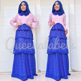 dress bahan jeruk odisya dress by queenalabels ella ufaira