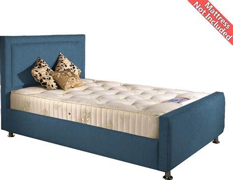 teal bed frame valufurniture cal fra teal chnl 46 beds