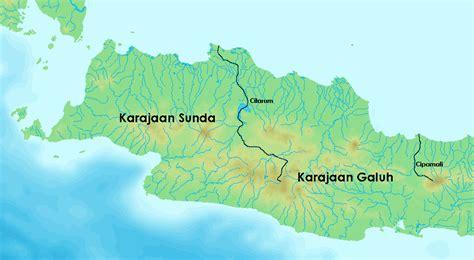 citarum river map sunda kingdom the full wiki