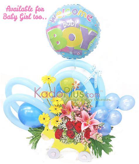 Sho Kuda Samarinda rangkaian balon bunga bayi balloons more 5 kadoplus