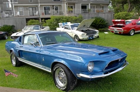 shelby mustang 68 1968 shelby mustang cobra gt 350 image