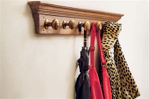 how to make a coat rack out of door knobs diy pdf