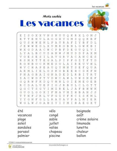 Mots Cach 233 S F 234 Te Des M 232 Res Tr 233 Sors De Charlemagne