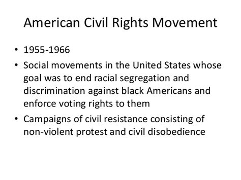 American Civil Rights Movement Essay by The Civil Rights Movement Essay Essay On Civil Rights Movement Essays On The Civil Rights