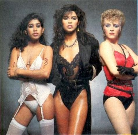 Vanity Prince Girlfriend by Prince Vanity 6 Amp The Time Triple Threat 1982 1983