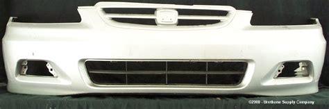 1999 honda accord coupe front bumper 1998 2000 honda accord 2dr coupe front bumper cover bumper megastore