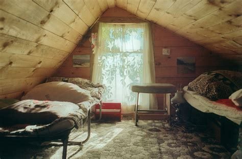 rustic attic bedroom cool attic spaces and ideas