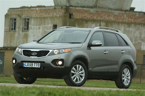 kia sorento 2009 car review honest
