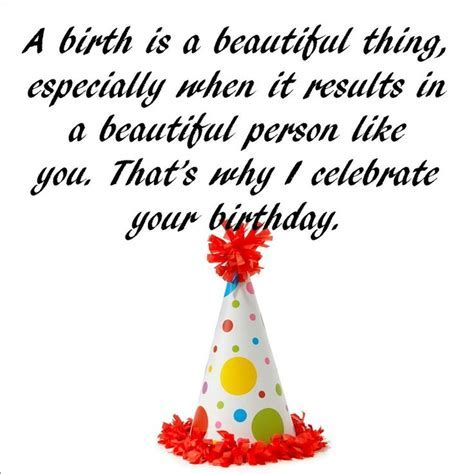 Great examples of birthday messages, wishes, and quotes. #