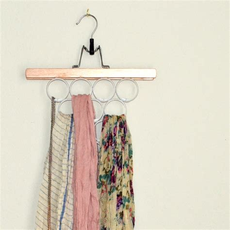 scarf accessory hanger
