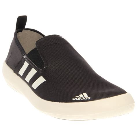 Addidas Slipon adidas boat slip on dlx black boat shoes and get free shipping on orders more than 75