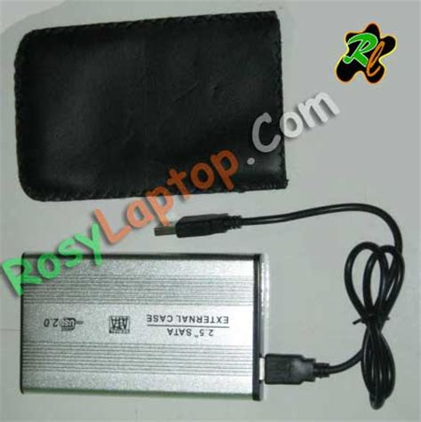 Disk Eksternal Laptop casing harddisk eksternal laptop sata rosy laptop malang