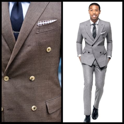 Best Gift For Men by Slim Double Breasted Suits The Tailored Gentleman